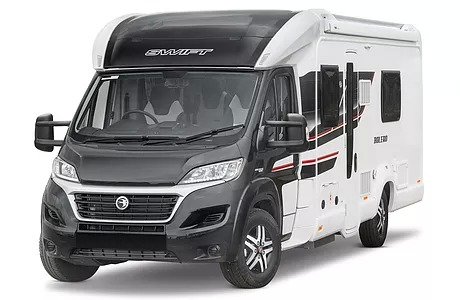 Coachbuilt GB wheelchair accessible motorhomes and caravans