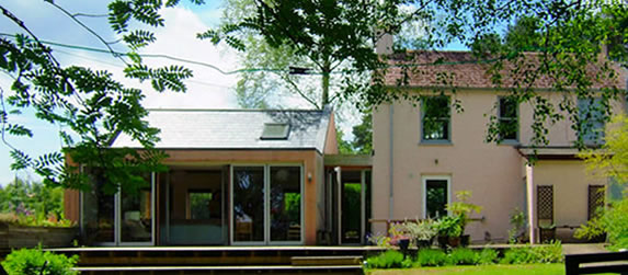 No.2 Danby Cottages, Forest of Dean. Accessible accommodation with a ceiling hoist.